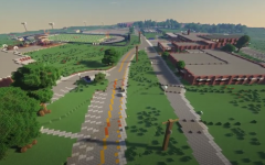 MHS student builds Middletown in Minecraft