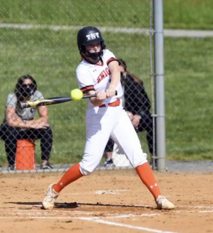 Broadbent builds her softball career