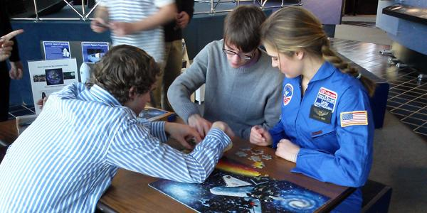 MHS students explore Earth, space and science