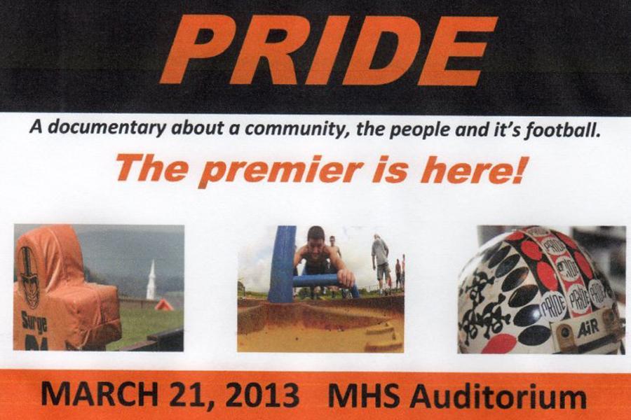 PRIDE premiere is premium