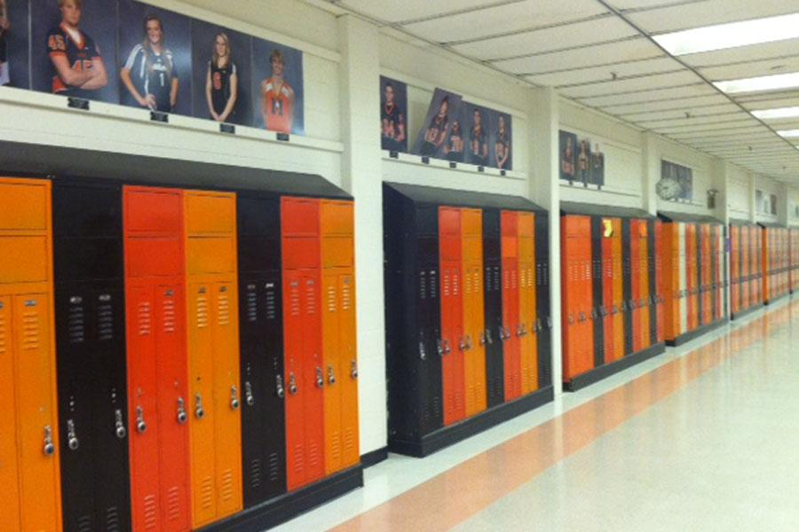 Above the lockers in the senior hallway, hang pictures of those MHS students who have managed to make their mark. Recently, the criteria for getting put up on the wall was revised by vice principle, Mike Watson.