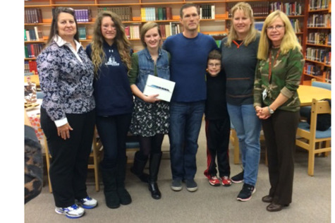 Junior Hayden O'Connor wins award for essay