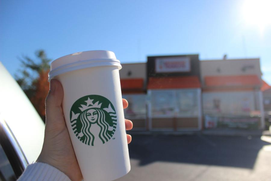 The debate over Dunkin Donuts or Starbucks is a hot topic among teenagers. On one hand, Dunkin Donuts is cheaper but Starbucks has more specialty drinks.