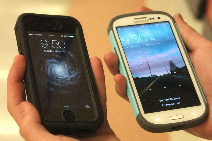 iPhone v. Android
