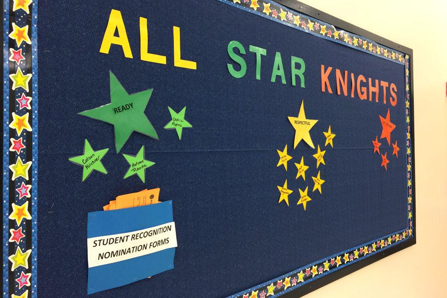 New program recognizes star students