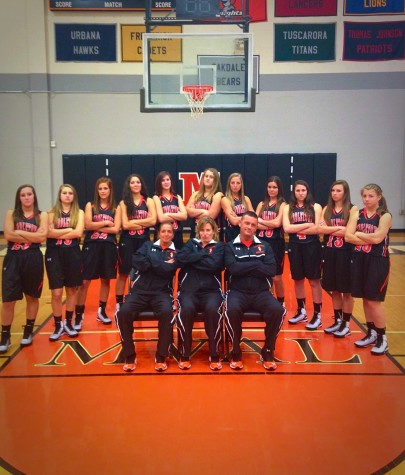 Photo gallery: Girls basketball 2.16.18