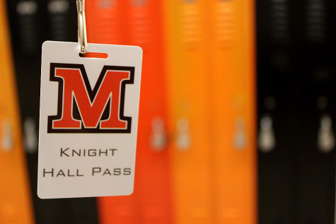 MHS switches from agendas to hall passes