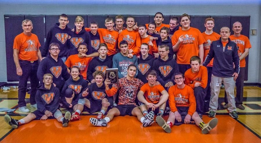 Knight+wrestlers+take+their+place+in+history