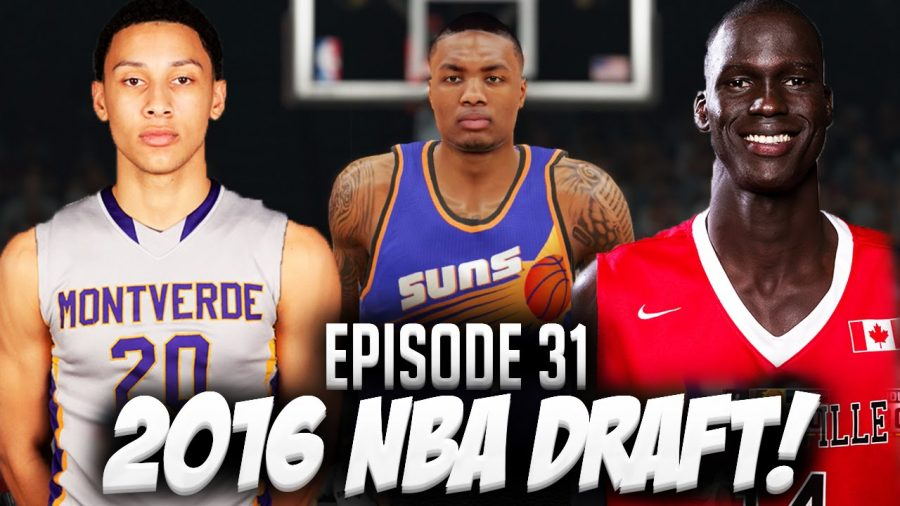 High school star enters the NBA draft