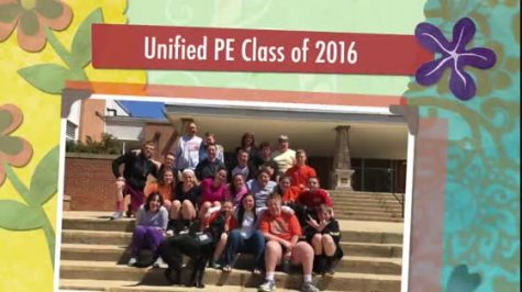 Unified class says goodbye