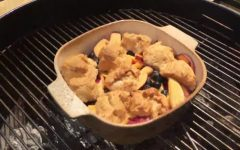 In the Kitchen: Grilled cobbler