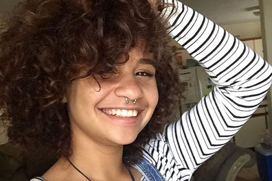 Pictured is Maylin Reynoso, a Bronx native who was found dead in the Harlem River after going missing in late July.