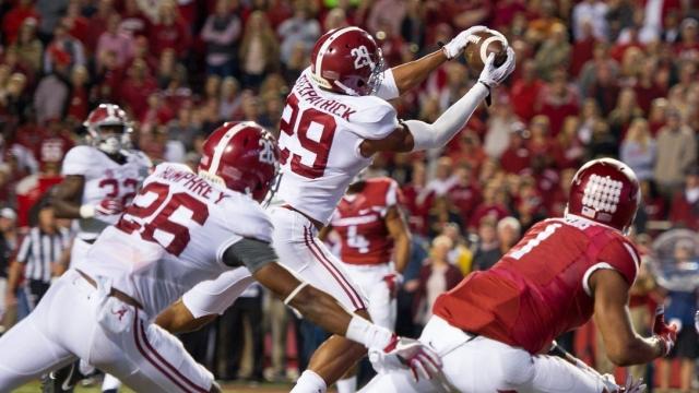 Week six of college football is full of upsets in rankings