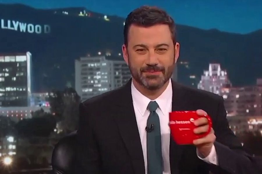 Jimmy+Kimmel+will+host+this+year%27s+Oscars+on+Sunday%2C+Feb.+26.