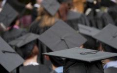 Seniors return to Middletown High for graduation practice