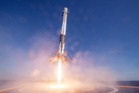 SpaceX Shoots for the Stars