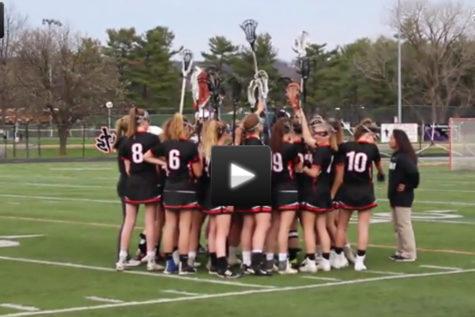 Highlights: Girls varsity lacrosse