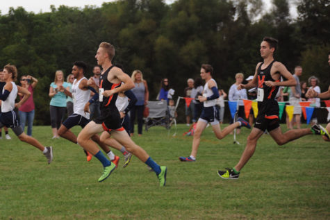 Photo gallery: Boys cross country 9.22.17