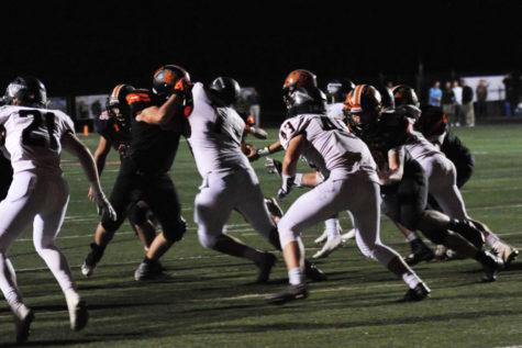 Highlights: Varsity football 10.20.17
