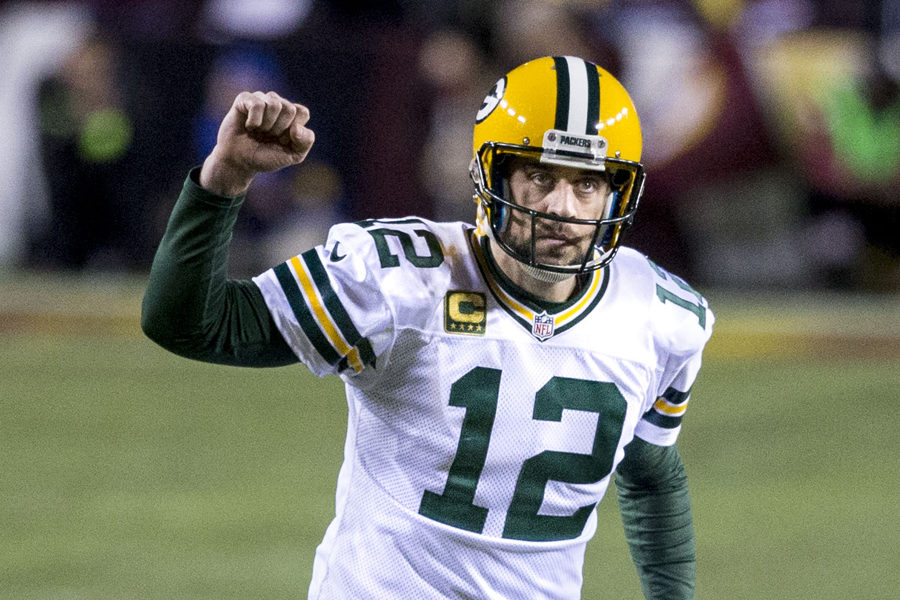 Green+Bay+Packers+quarterback+Aaron+Rodgers+is+out+for+the+season+with+an+injury.