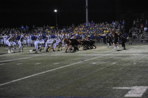 Highlights: Varsity football 11.03.17