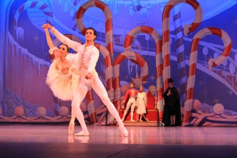 Nutcracker brings Christmas magic on and offstage