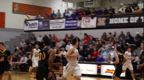 Highlights: Boys varsity basketball 12.20.17