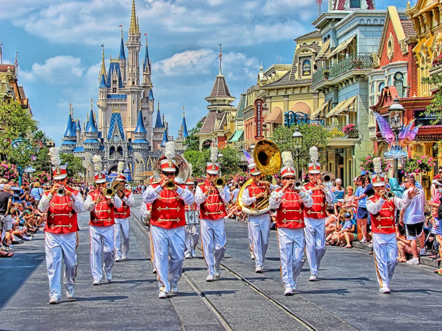 Disney World invites kids of all ages to come and be inspired. One way that this is facilitated is by allowing student marching bands across the country to come and perform within their parks. Our very own marching band will be traversing to Orlando to take advantage of this opportunity.