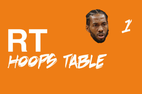 Podcast: Hoops Table, Episode two