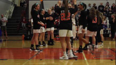 Highlights: Girl's Varsity Basketball 2.16.18