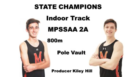 Track state champions talk about their success