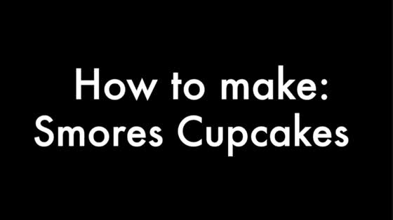 In the Kitchen: S'mores Cupcakes