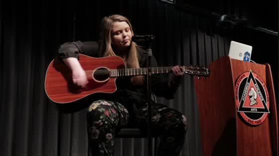 Sammie J Performs at Chords for Courage