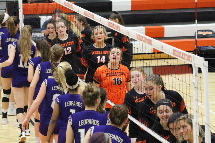 Photo gallery: Volleyball 10.9.18