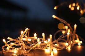 Fun feature: Battle between the Christmas lights