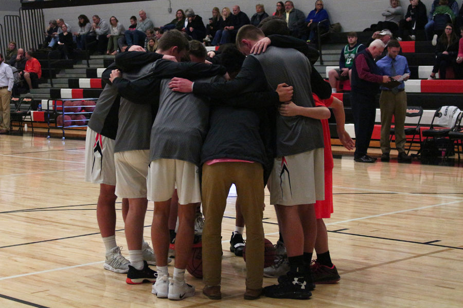 Photo gallery: Boys basketball 1. 4. 19