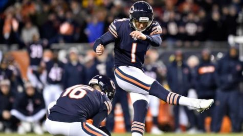 Reaction: Bears field goal miss