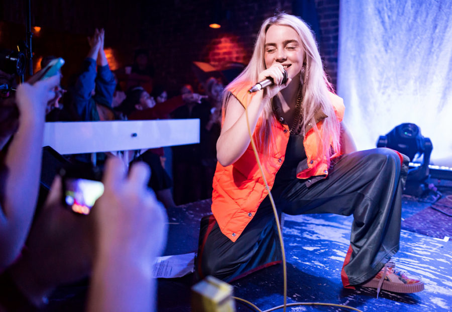 Opinion: Eilish continues to impress with debut album,