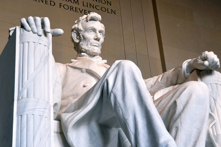 Round Table Lincoln.Reaction Controversial Encounter At The Lincoln Memorial The