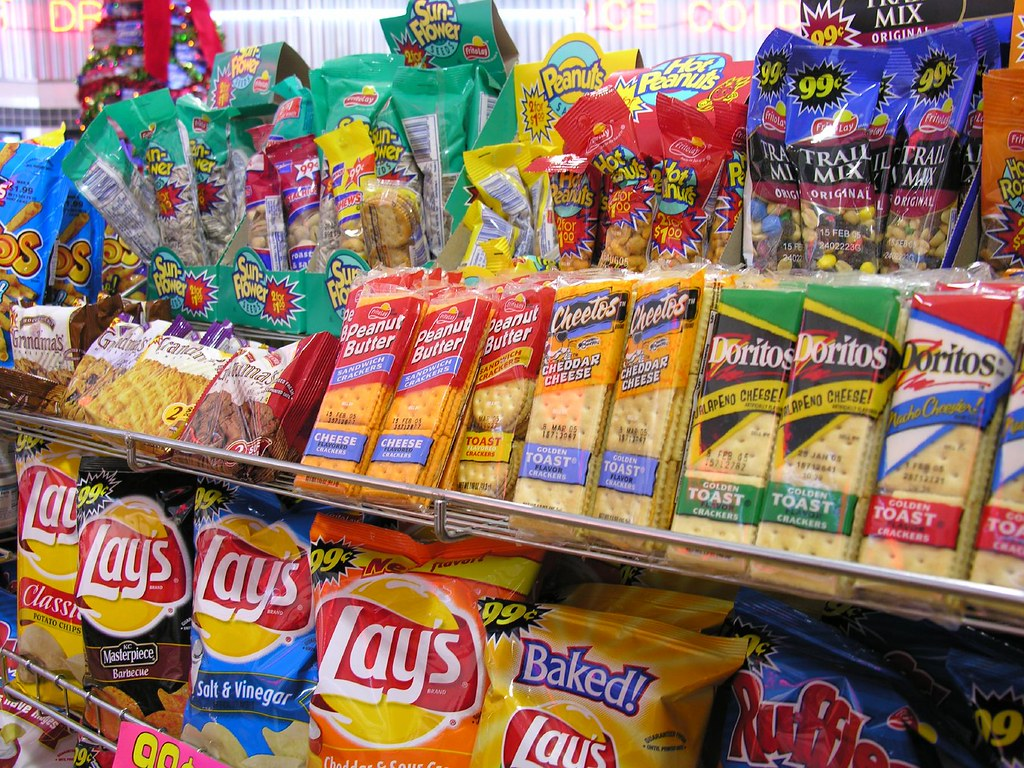Snacks loved during childhood may not taste just as we remember.