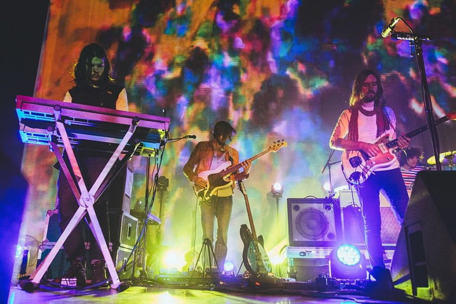 Review: Tame Impala's Album Currents