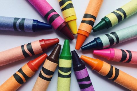 Fun feature: Crayola Crayon Challenge