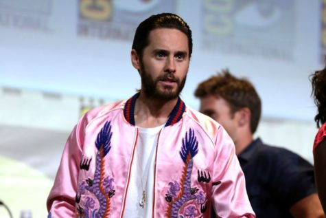 "Reactions: Jared Leto ""Joker"""