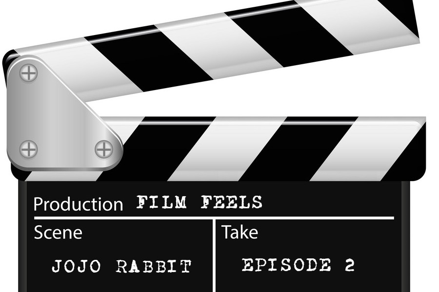 Podcast: Film Feels Episode 2_Jojo Rabbit