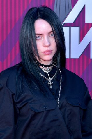 LOS ANGELES - MARCH 14: Singer Billie Eilish arrives for the 2019 iHeartRadio Music Awards on March 14, 2019 in Los Angeles, California. (Photo by Glenn Francis/Pacific Pro Digital Photography)