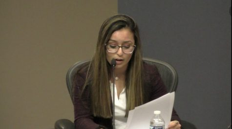 Mia Martinez shares her vision for FCPS as newly elected SMOB