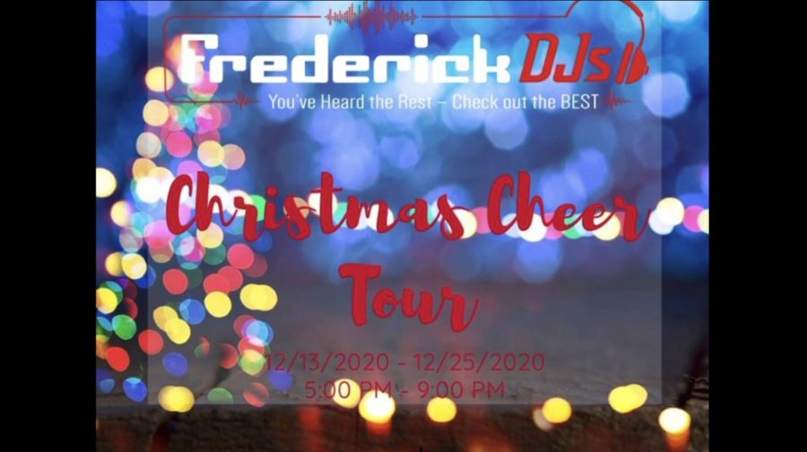 Frederick+DJs+spread+holiday+cheer