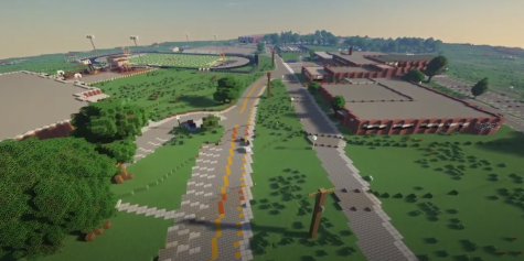 RT+: Middletown into Minecraft
