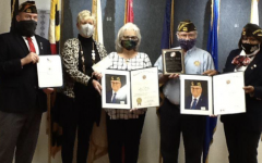 Brandt wins VFW Teacher of the Year award