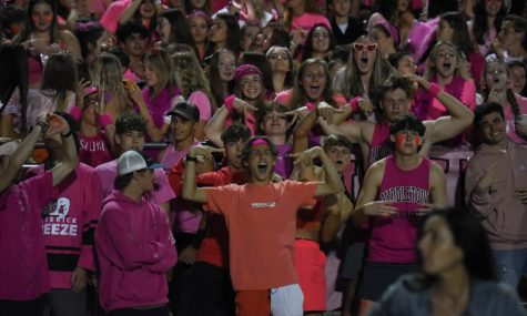 Middletown High School takes on Urbana for Homecoming